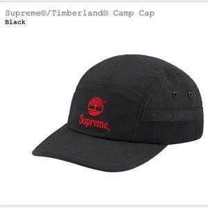 Supreme Timberland Camp Cap🆕